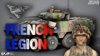 """Большой обзор фракции """"Французский легион"""" [Squad]   Franch Legion Faction   Загнанный"""
