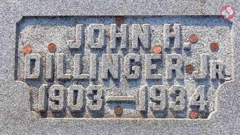 Джон Диллинджер враг №1 американского общества