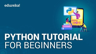 Python Tutorial for Beginners[Step By Step Guide] Learn Python in 2020 Python Training Edureka