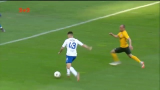 Динамо - Александрия - 0:1. Гол: Русин (67')