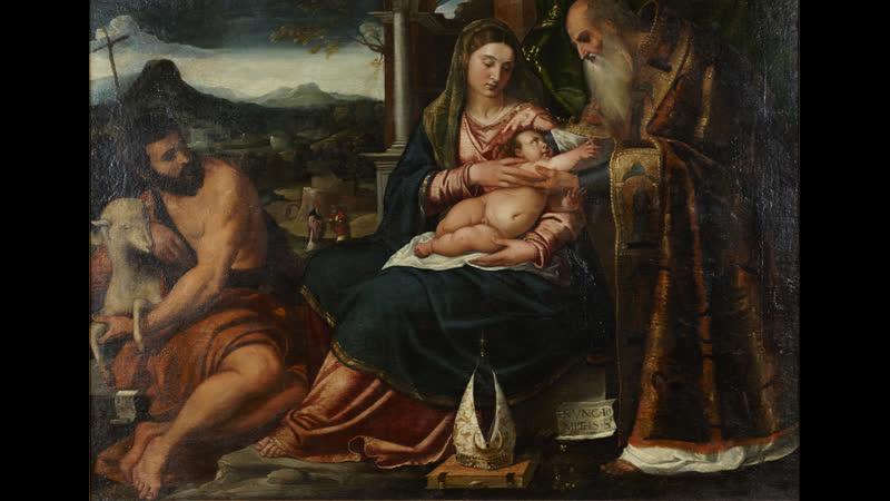 Экскурсия Библейские сюжеты в экспозиции западноевропейского искусства