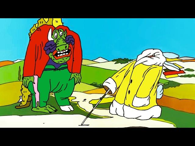 Ух ты говорящая рыба 1983 Советский мультфильм Золотая коллекция
