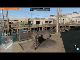 Прохождение Watch Dogs 2 — Часть 3_ Башня Сютро _ HAUM на пороге