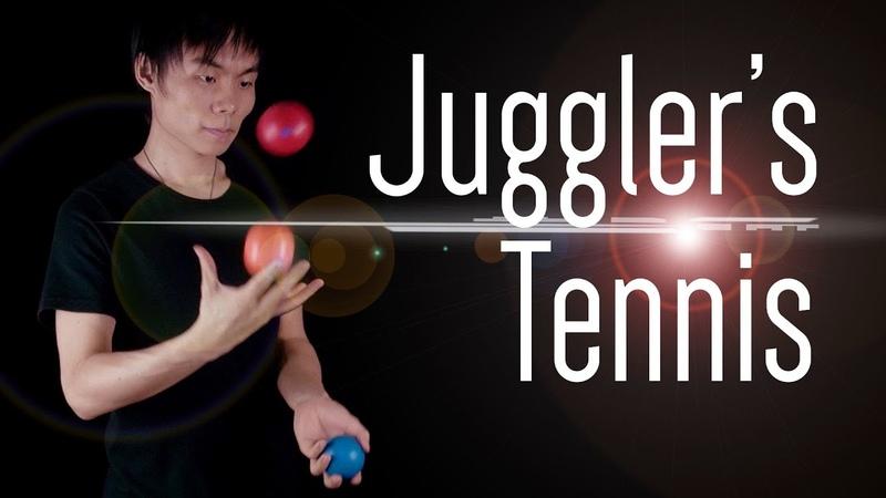 Tutorial de Malabarismo- Juggler's Tennis