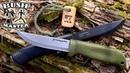 Нож Cold Steel Finn Hawk против Mora Bushcraft Black. Cold Steel Finn Hawk vs. Mora Bushcraft Black