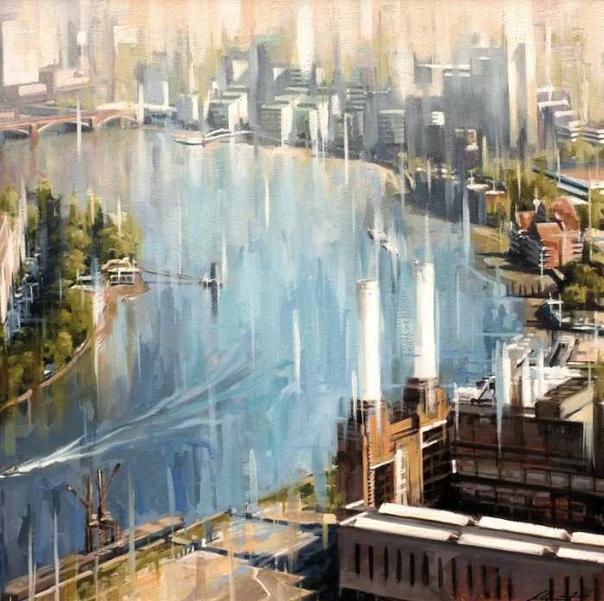 Джонни Морант (Johnny Morant) - современный художник из Амстердама. Он Родился в 1982 году в Гонконге, затем переехал в Англию. Джонни Морант посещал художественную школу в Бристоле и Борнмуте,