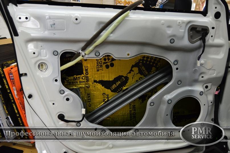 Шумоизоляция Mazda CX-9, изображение №6