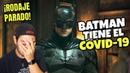 Robert Pattison POSITIVO en Covid-19 y THE BATMAN vuelve a parar el rodaje
