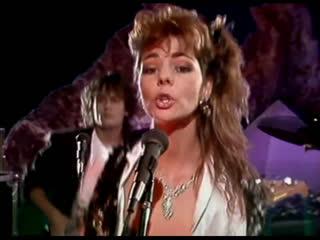 Sandra - Maria Magdalena 1985 HD песня певица Сандра Мария Магдалена клип