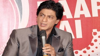 SRK at opening ceremony of 'Toyota Cricket Championship'