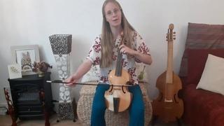 27 - Gastoldi duos - No 7, treble viol