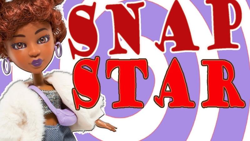 Куклы ★SnapStar★ Распаковка с Викой куклы, меняющие образы снепстар