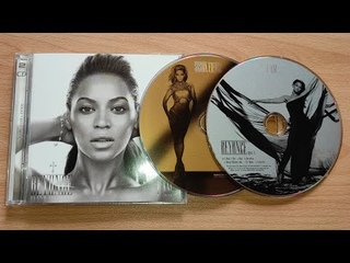 Beyoncé - I Am... Sasha Fierce / cd unboxing /