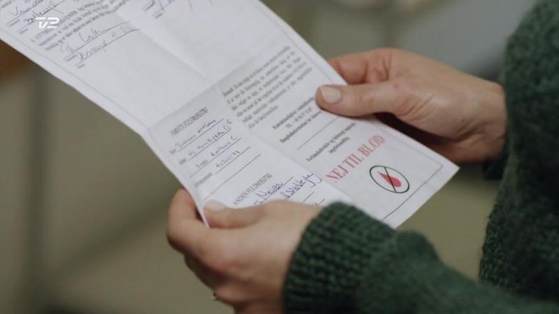 Дикте Свендсен 2014 2 сезон 2 серия из 10 Страх и Трепет