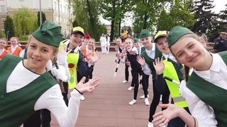 Республиканский конкурс юных инспекторов дорожного движения