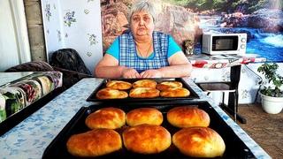 Шаньги по - Русски с нежным тестом и натуральной сметаной украсят Новогодний стол каждой семьи 2021г