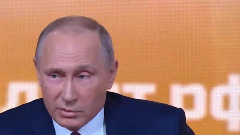 Анекдот Путина про кортик и часы