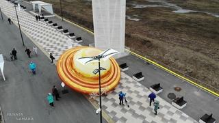 Планеты Солнечной системы на последней миле / День космонавтики 2021 / стадион «Самара-Арена»