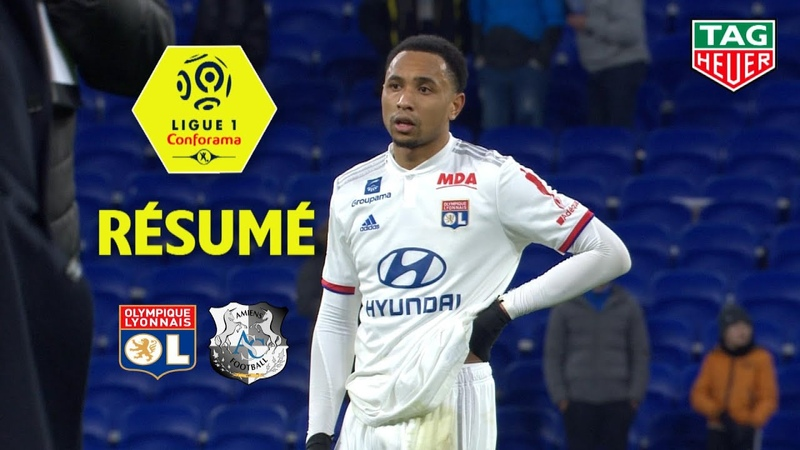 Olympique Lyonnais Amiens SC 0 0 R sum OL ASC 2019 20