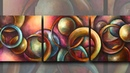 Paintings a random collection of Gallery ART created by Michael Lang - not a demo.