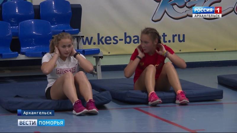 Рекорд России по метанию снаряда на открытом воздухе установила спортсменка Ксения Малых