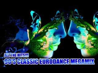 AQUA , Masterboy , Real Mccoy ,Maxx , Alexia ,Euro Dance Megamix