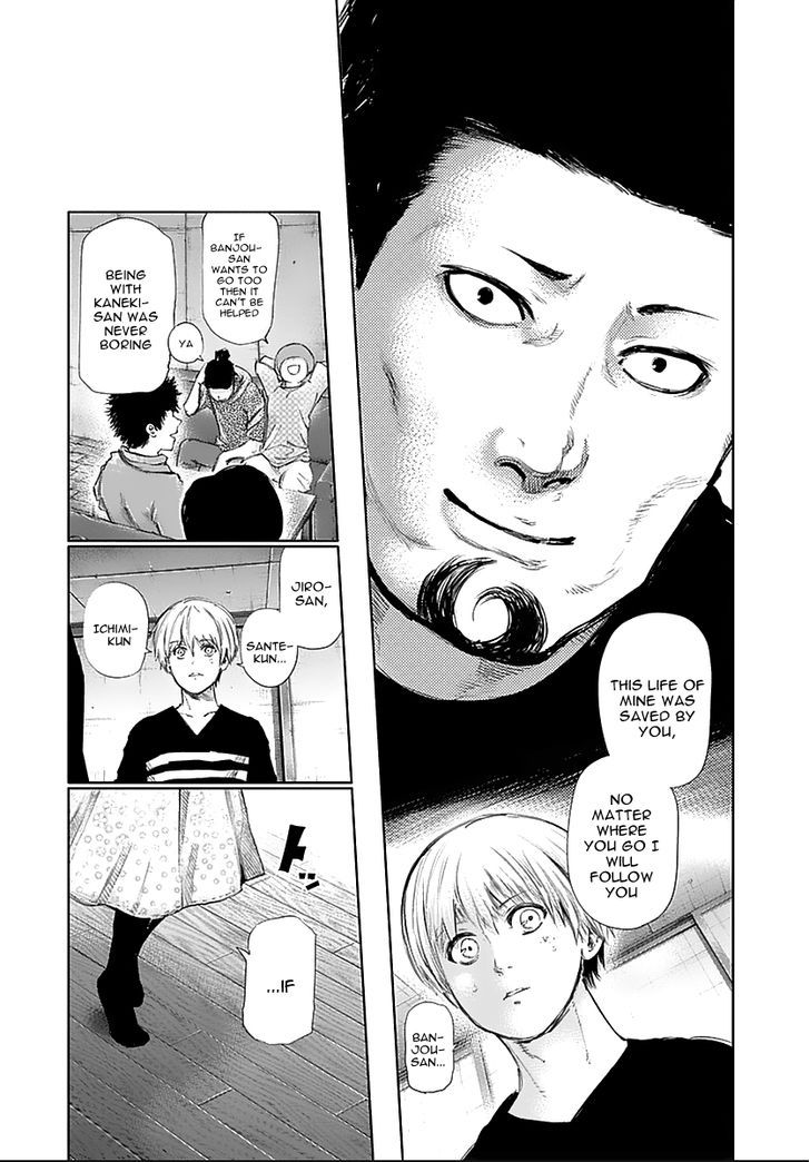 Tokyo Ghoul, Vol.12 Chapter 121 Bull's Eye, image #6