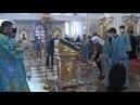 Божественная Литургия в праздник Благовещения Пресвятой Богородицы. Трансляция 7 апреля 2020 года