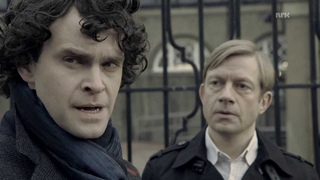 Sherlock parody [1] - Oklahomo [HD]