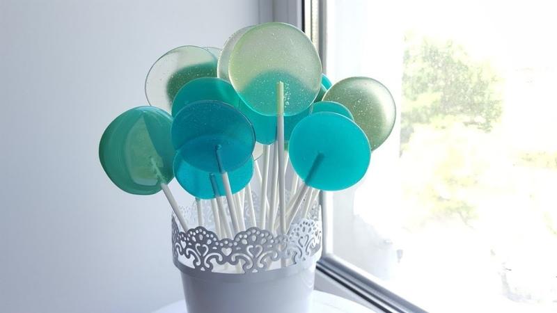 Леденцы на палочке подробный рецепт lollypops recipe