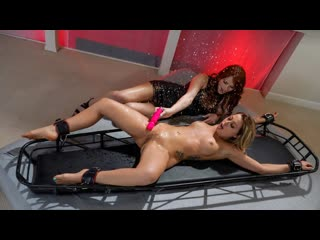 Zoey Monroe, Molly Stewart - Tickling Time Bomb
