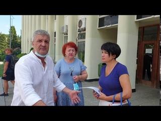 ЛДПР-Ялта: Рабочая встреча с мэром Ялты инициативной группы жителей 10 м/р-на по Тимирязева 22