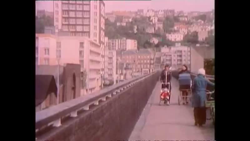 Документальный фильм Города побратимы Ленинград Гавр 1977 год