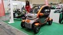 Первый обзор китайского электромобиля электроскутера 1200W Доступный аналог Renault Twizy