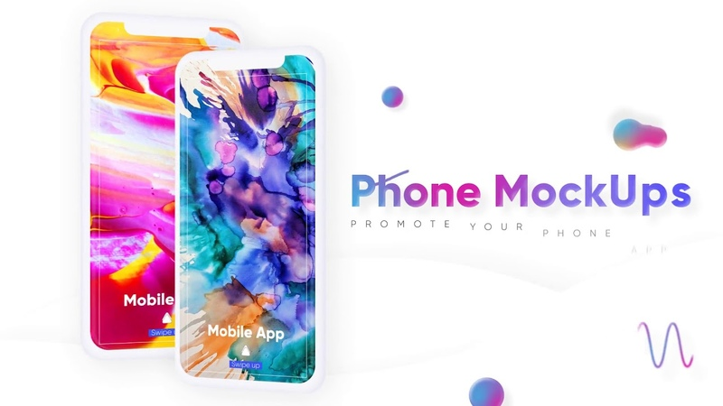 Modo- Phone App Promo | After Effects Template ⭐️⭐️⭐️⭐️⭐️