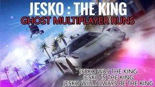 Asphalt 9   TOUCH & Hybrid Drive   Jesko Multiplayer Runs   Jesko The King of Asphalt 9   Ghost MP  
