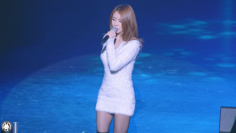 [4K] 180128 설하윤 직캠 '아모르파티(Amor Fati)' seol Ha Yoon Fancam @강원 ICON 인제 하늘내린센터 By 벤뎅이