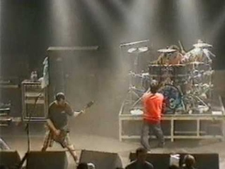 FAITH NO MORE - The Real Thing - London 1995