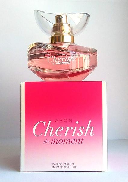 духи cherish the moment