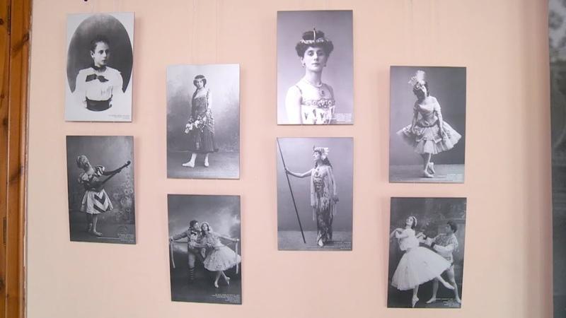 Выставка Анна Павлова Бессмертный лебедь в Бийске Будни 22 10 20г Бийское телевидение
