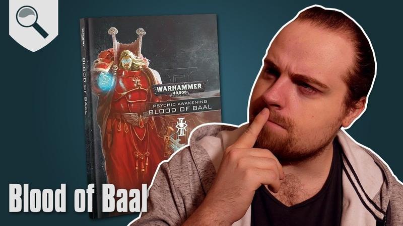 Обзор Psychic Awakening Blood of Baal