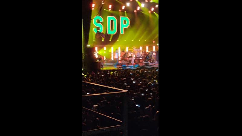 SDP Das Lied Viva la Dealer 29 02 2020 года Max Schmeling Halle Berlin