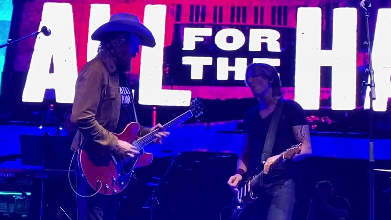 All For The Hall 2020 Brothers Osborne s It Ain t My Fault includes Keith Urban s guitar riff