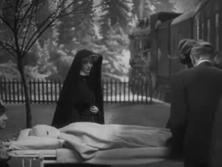Леди исчезает / The Lady Vanishes (1938)  Режиссер: Альфред Хичкок / триллер, детектив