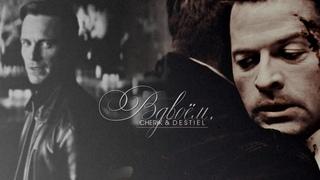 Charles & Eric   Dean & Castiel [вдвоём]