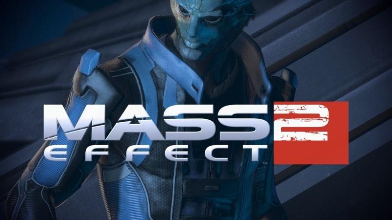 Mass Effect 2 Грехи отца ● Тейн Криос ● Игрофильм 27