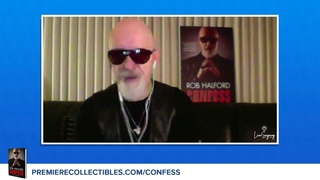 Rob Halford Book Signing & Interview | Confess