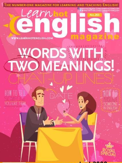Learn Hot English Issue 203April 2019