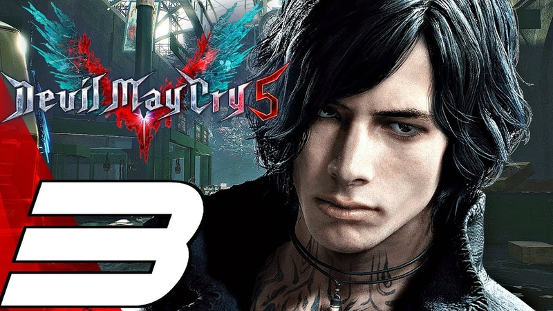 DEVIL MAY CRY 5 Gameplay Walkthrough Part 3 Nidhogg Boss Fight Dante Must Die S RANK