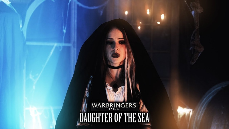 World Of Warcraft Daughter Of The Sea Jaina's song Epic Cover by Eliott Tordo